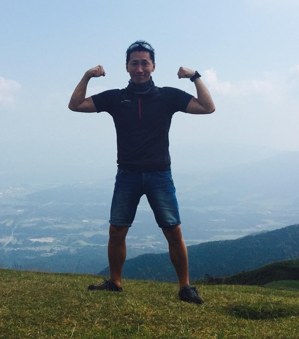 山登りやハイキングを始めました