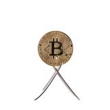 写真:ビットコインの相場・370,946円